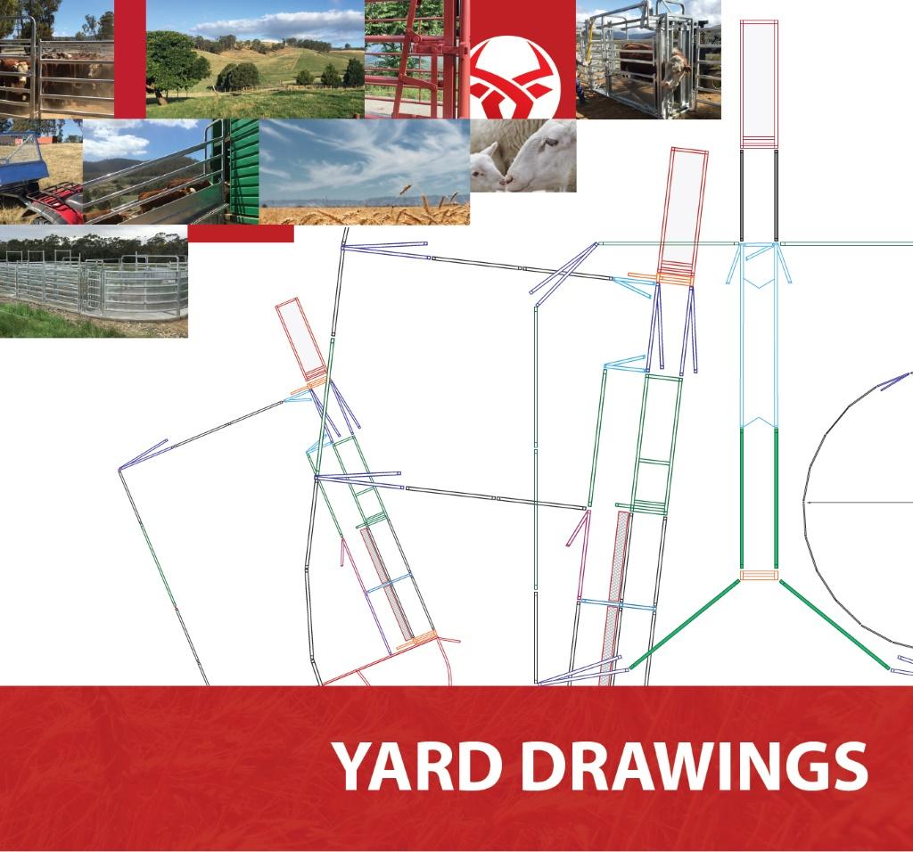 Brazzen Yard Drawings