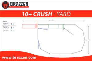Brazzen Yard Plan 10-20 Cattle Crush