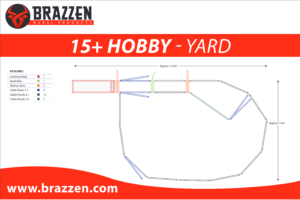 Brazzen Yard Plan 15 plus Cattle Hobby