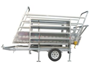 CRPM Premium Mobile Cattle Ramp