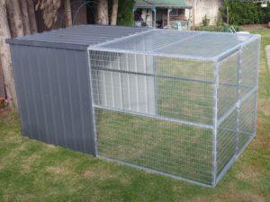 DCS Single Dog Cage