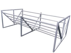 FSC Square Bale Cattle Cradle Feeder