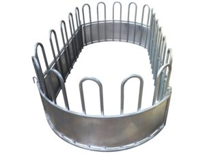 FSP Rectangle Hay Feeder Straight Piece