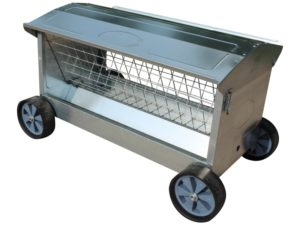 FTS Sheep Hay Trolley