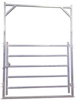 HGA Adjustable Top Horse Gate